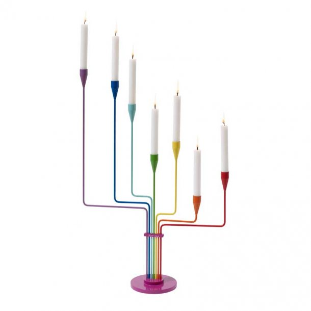 RAINBOW Great Bear Candelabra (RAINBOW) - Piet hein