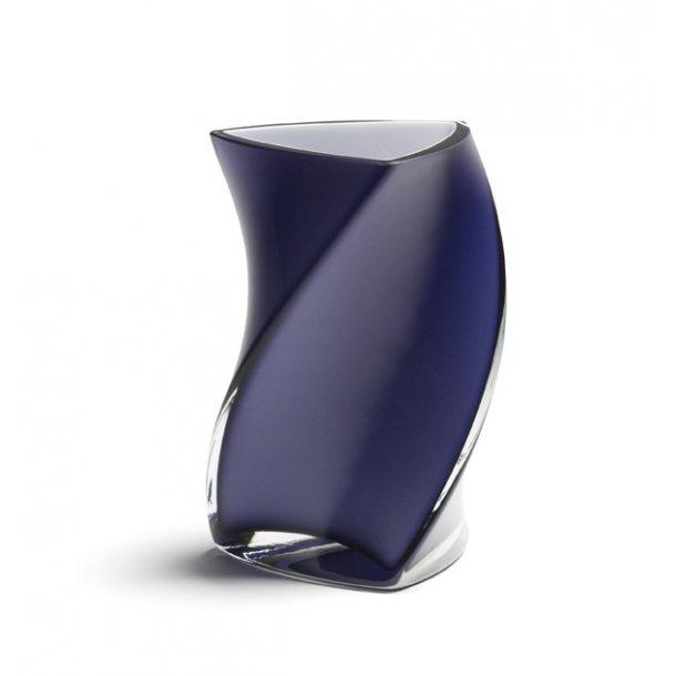 PURPLE 16 cm TWISTER vase - PIET HEIN
