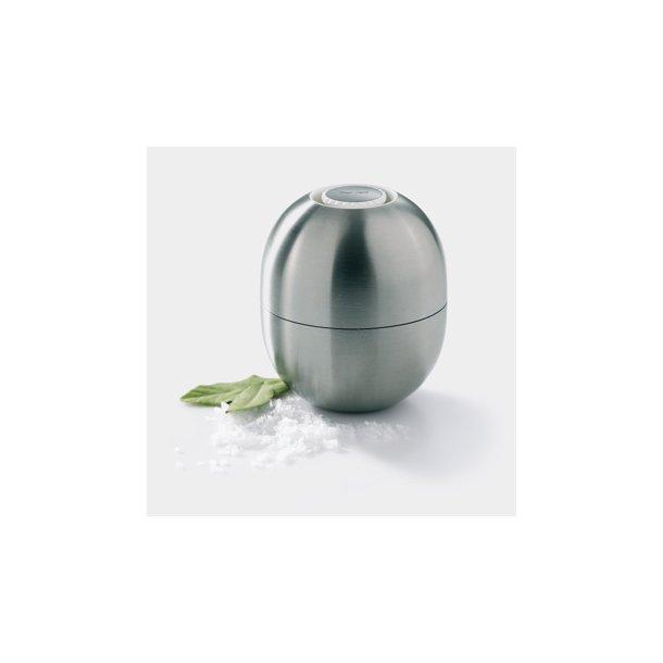 Super-egg shaped salt grinder - PIET HEIN