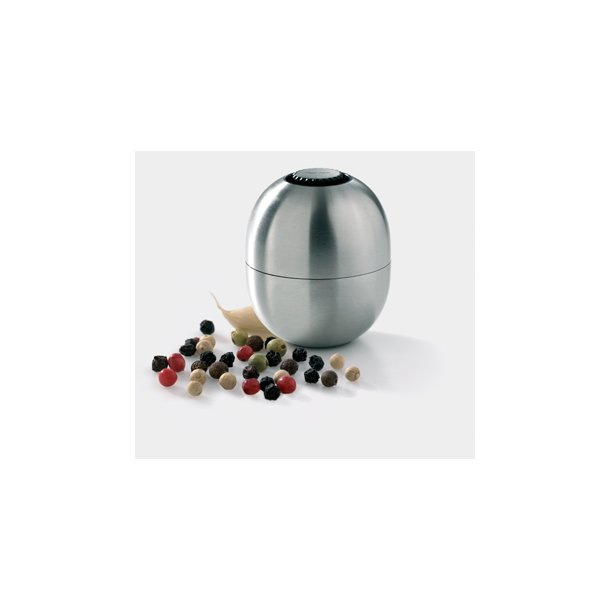 Super-egg shaped pepper grinder - PIET HEIN