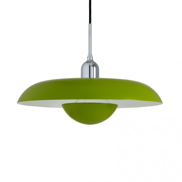 LIME-green pendant RA400 mm- piet hein